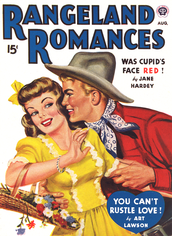 Was Cupid's Face Red! by Jane Hardey