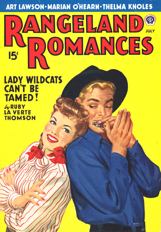 Lady Wildcats can't be Tamed by Ruby La Verte Thomson