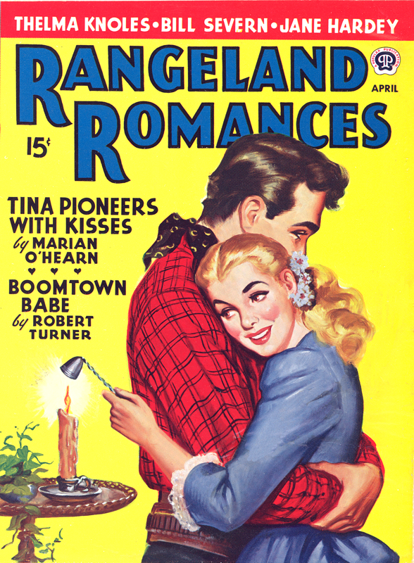 Tina Pioneers with Kisses by Marian O'Hearn
